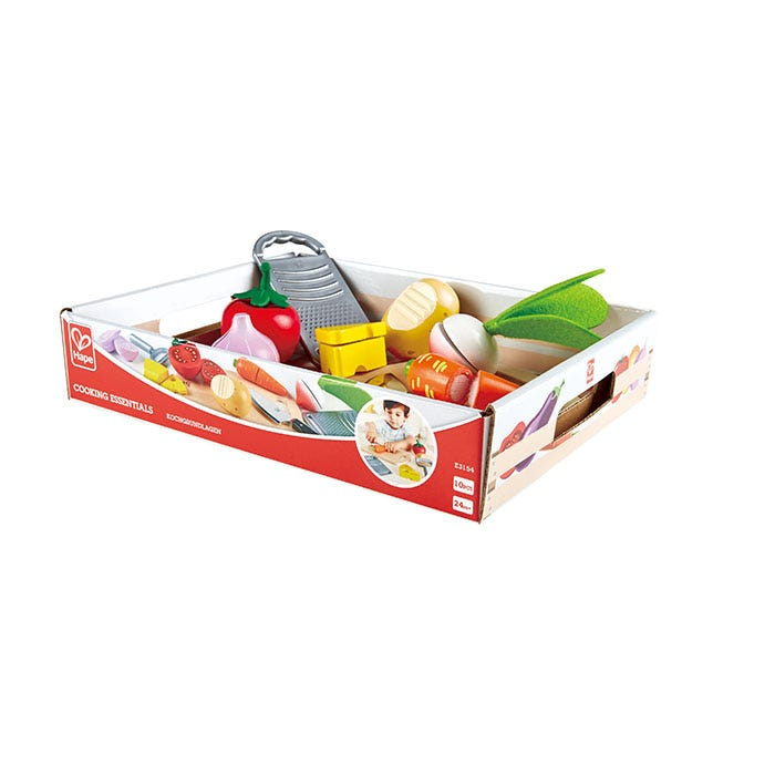 Hape Pretend Play Cooking Essentials