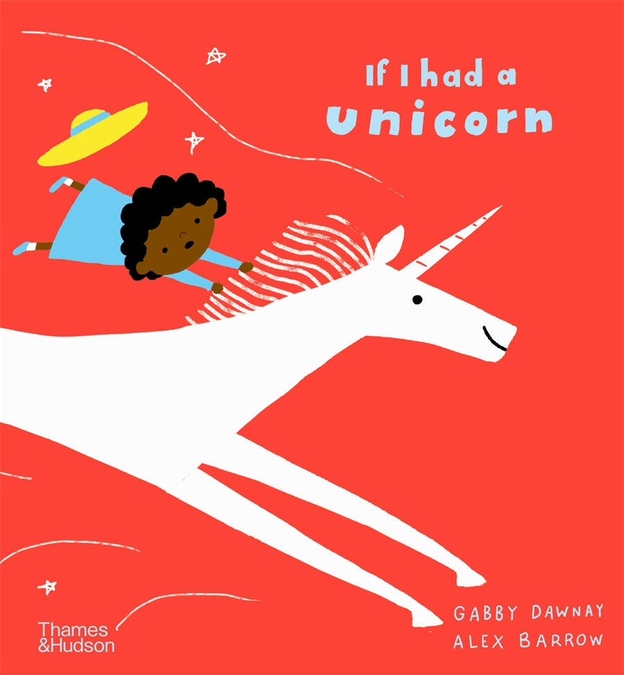Childrens Book - If I Had a Unicorn