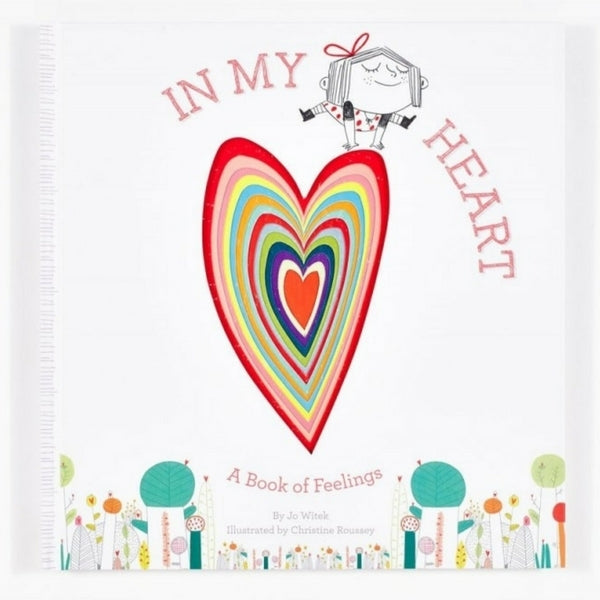 Children's Book  In My Heart. A Book Of Feelings
