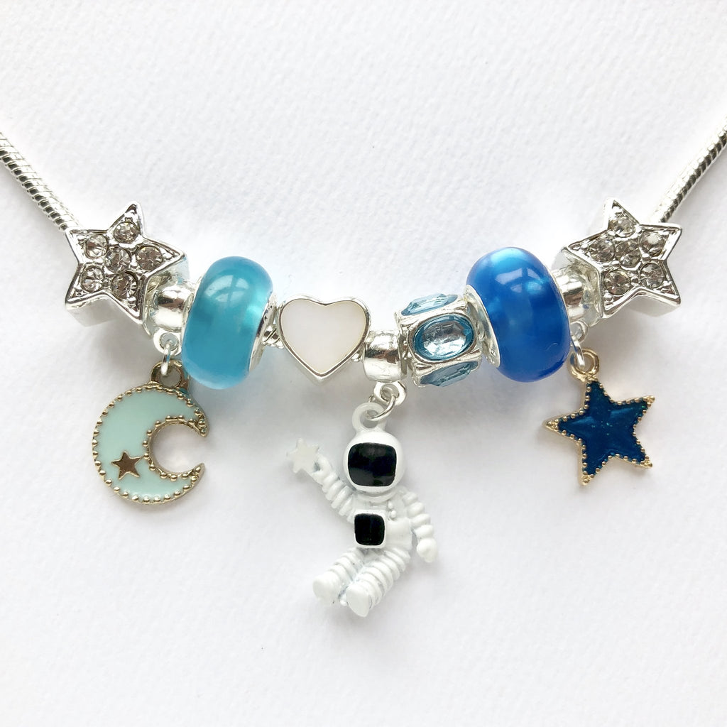 Lauren Hinkley Kids Jewellery  Iris Space Stardust Charm Bracelet