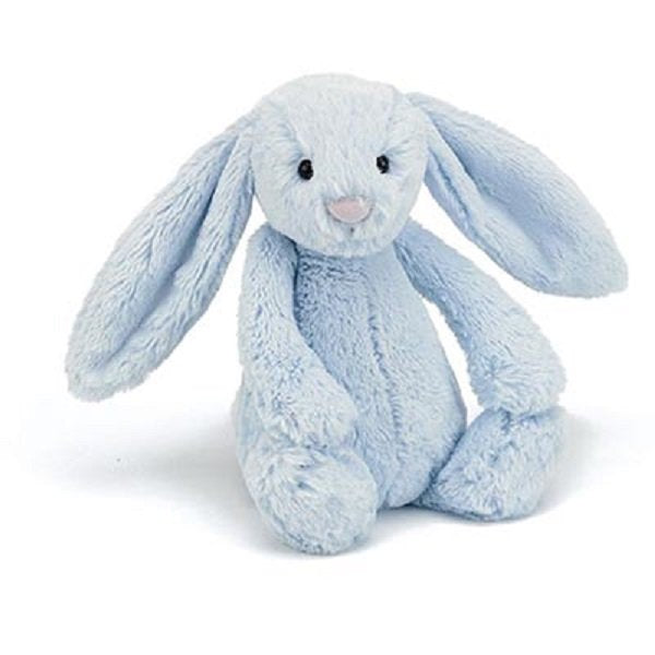 Jellycat Bashful Blue Bunny Medium