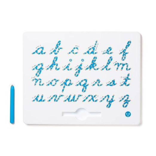 KID O Magnatab -Cursive A-Z Lower Case