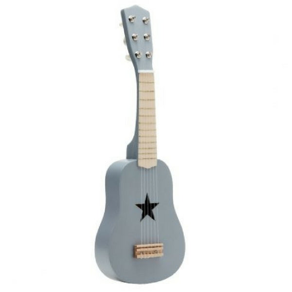 Kids Concept Wooden Kids Guitar Grey