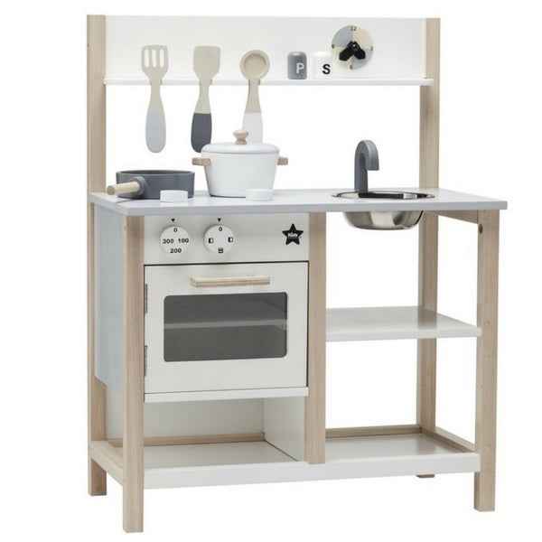 Kids Concept White Play Kitchen