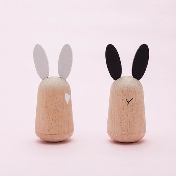 Kiko+ Usagi Wooden Rabbit Toys