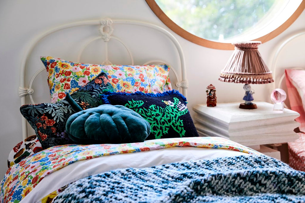 Kip and Co Single Quilt Cover - Spring Pollen