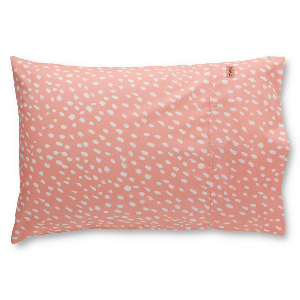 Kip and Co Kids Bedding - Speckle Candy Pillowcase