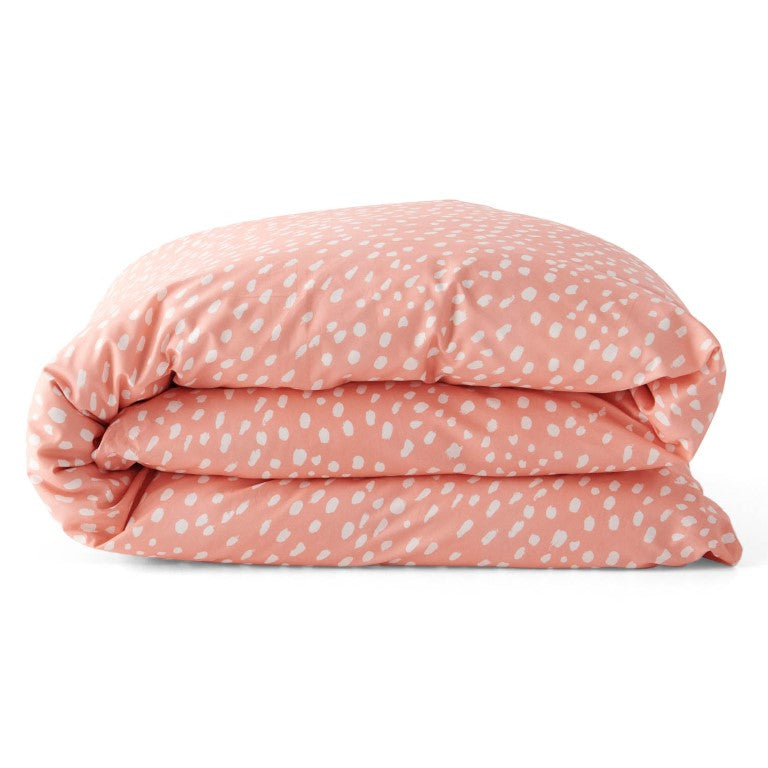 Kip and Co Single Quilt Cover - Speckle Candy