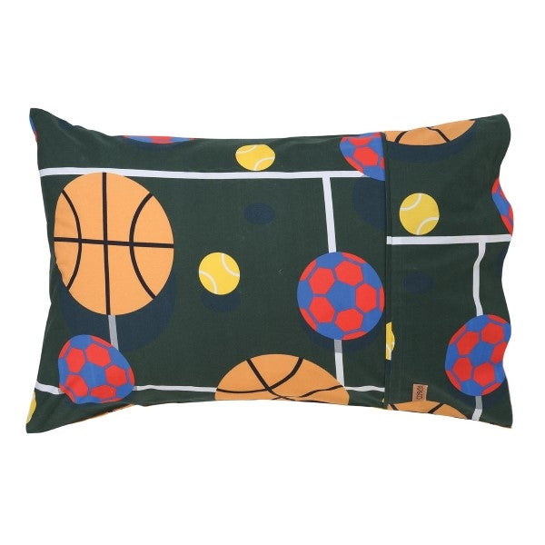 Kip & Co Balls Up Pillowcase