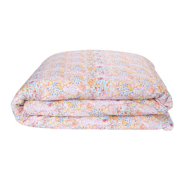 Kip & Co Little Coloured Flowers Quilt Cover