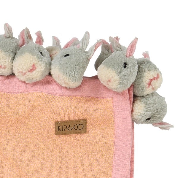 Kip & Co Bunny Blanket