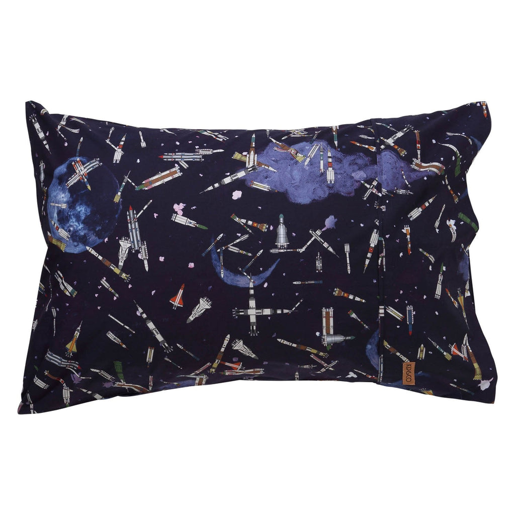 Kip & Co Blast Cotton Pillowcase