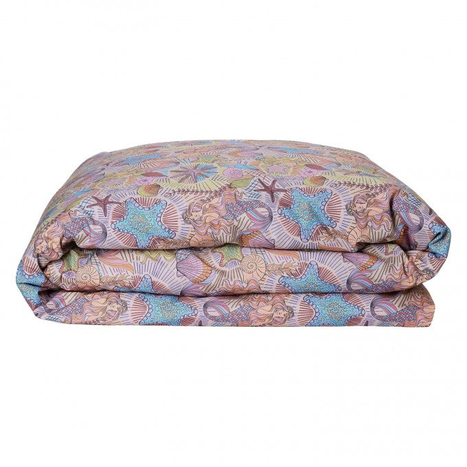 Kip & Co Neptune's Kingdom Cotton Quilt Cover