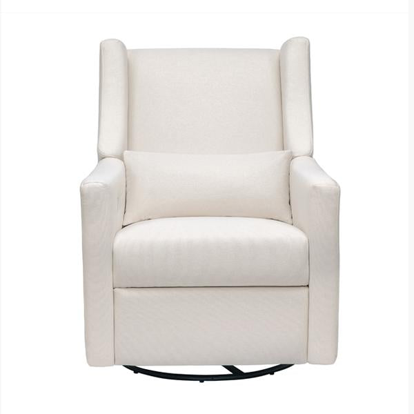 Kiwi – Electronic Recliner + Swivel Glider with USB Port – Cream