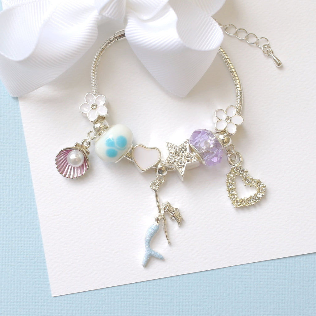 Lauren Hinkley Kids Jewellery - Mermaid Charm Bracelet