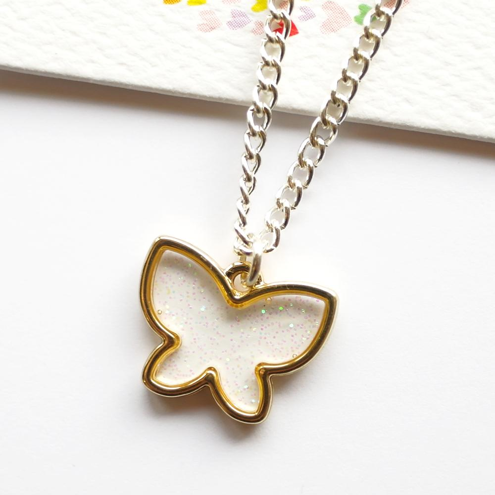 Lauren Hinkley Kids Jewellery - Butterfly Necklace