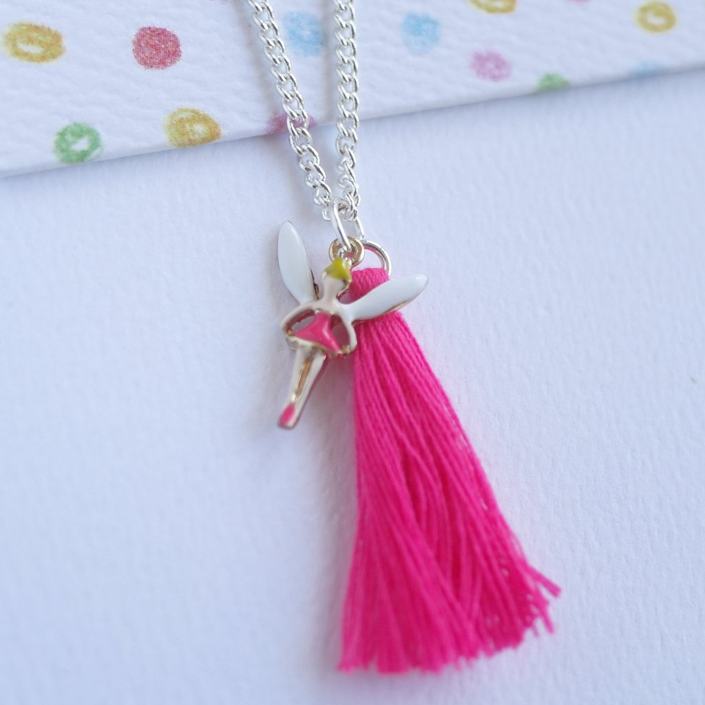 Lauren Hinkley Kids Jewellery - Fairy Necklace