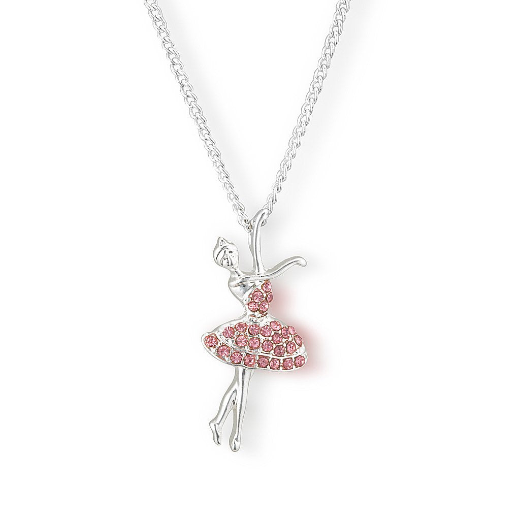 Lauren Hinkley Kids Jewellery - Ballerina Necklace