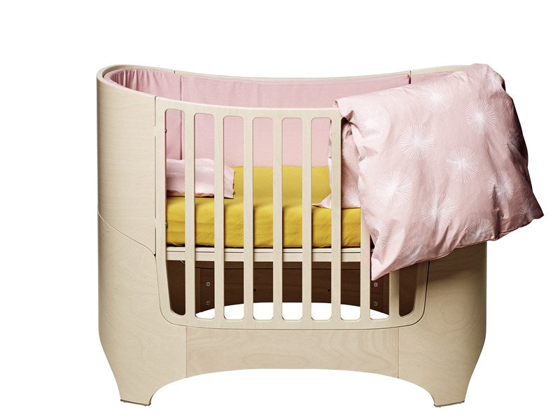 Leander Baby Cot and Junior Bed - Whitewash