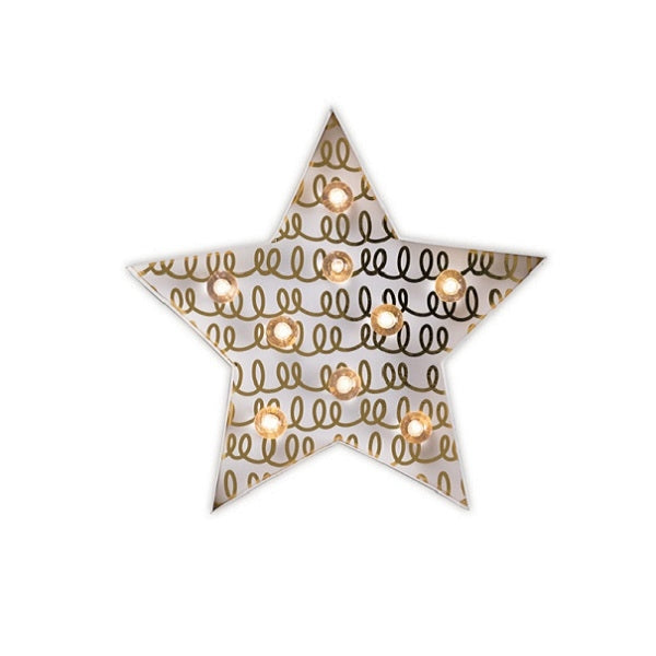 Little Paper Co Light Star
