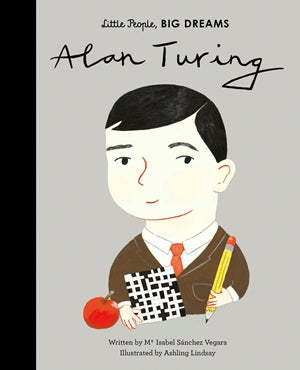 Little People, Big Dreams Children's Books - Alan Turing