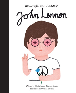 Little People, Big Dreams Children's Books - John Lennon