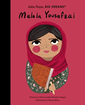 Little People, Big Dreams Children's Books - Malala Yousafzai