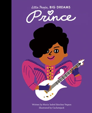 Little People, Big Dreams Children's Books - Prince
