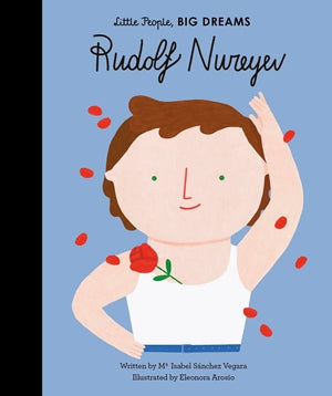 Little People, Big Dreams Children's Books - Rudolf Nureyev