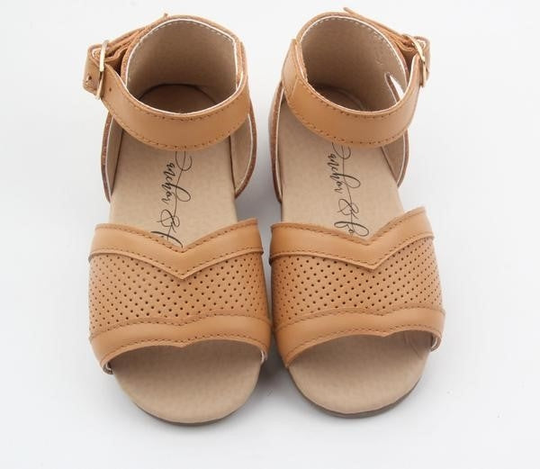 Anchor & Fox London Sandal Tan