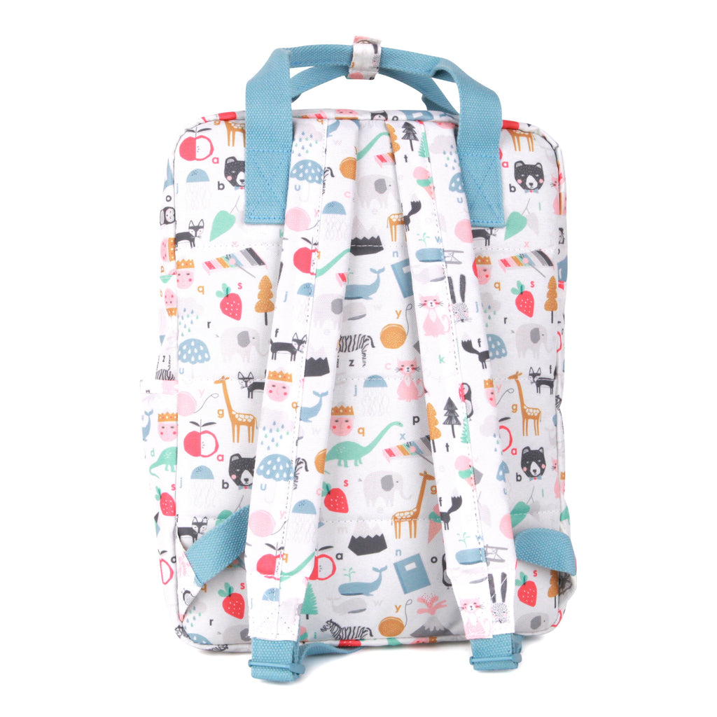 Love Mae Kids Backpack - ABC