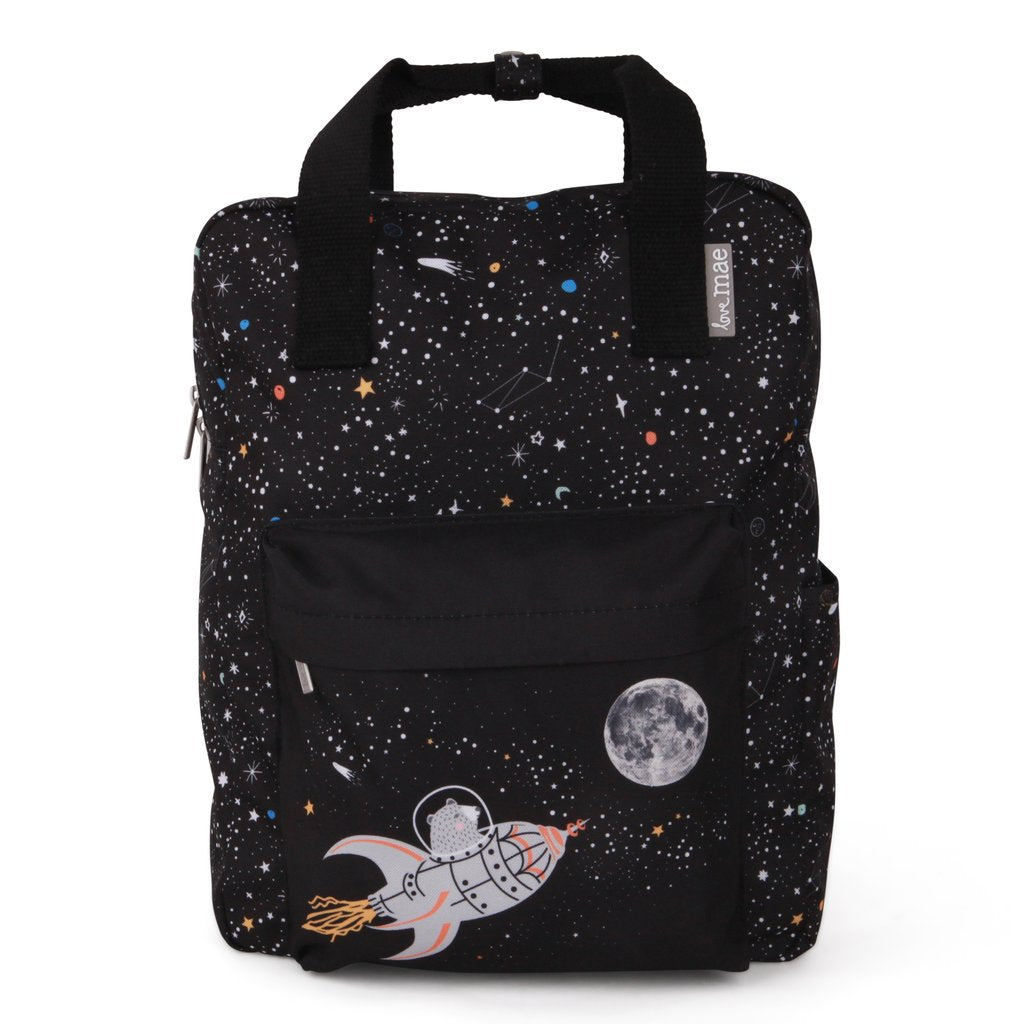 Love Mae Kids Backpack - Space Adventures