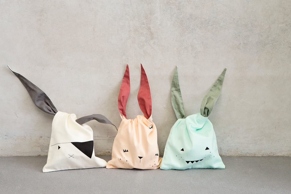 Fabelab Cotton Bag Fox
