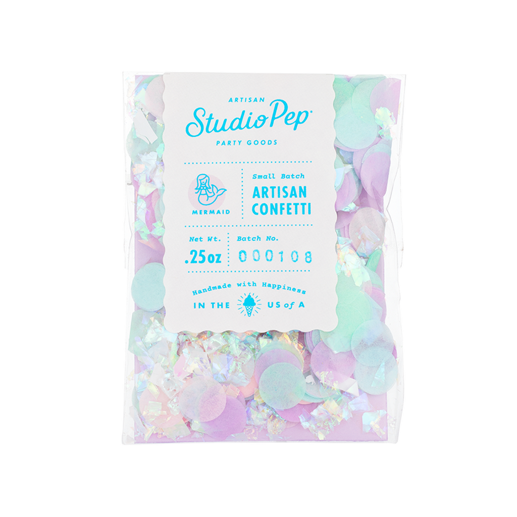 Studio Pep- Mermaid Mini Confetti Pack