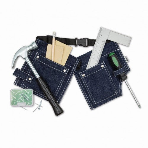 Micki - Kids Tool Belt and Tool Set