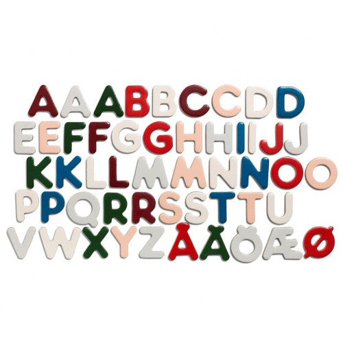 Micki - Wooden Magnetic Letters
