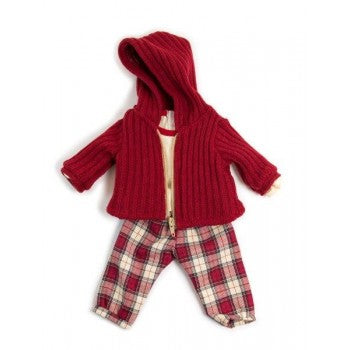 Miniland Doll Clothes - Winter Trouser Set