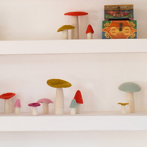 Muskhane Handmade Room Decorations - Mushroom Pollen XL