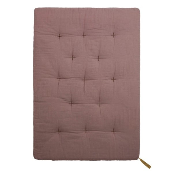 Numero 74 Futon Playmat Dusty Pink