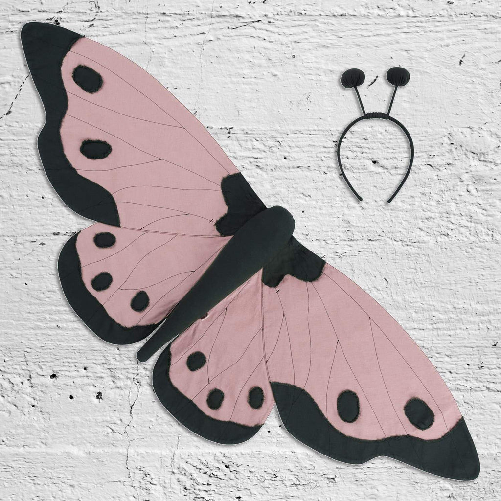 Numero 74 - Lucy Butterfly Wings Dusty Pink