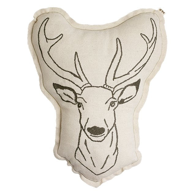 Numero 74 Animal Cushion Deer