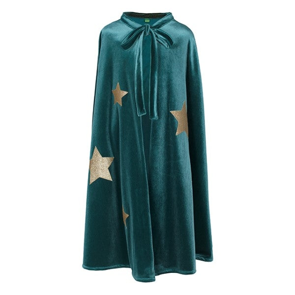 Numero 74 Merlin Cape Teal Blue