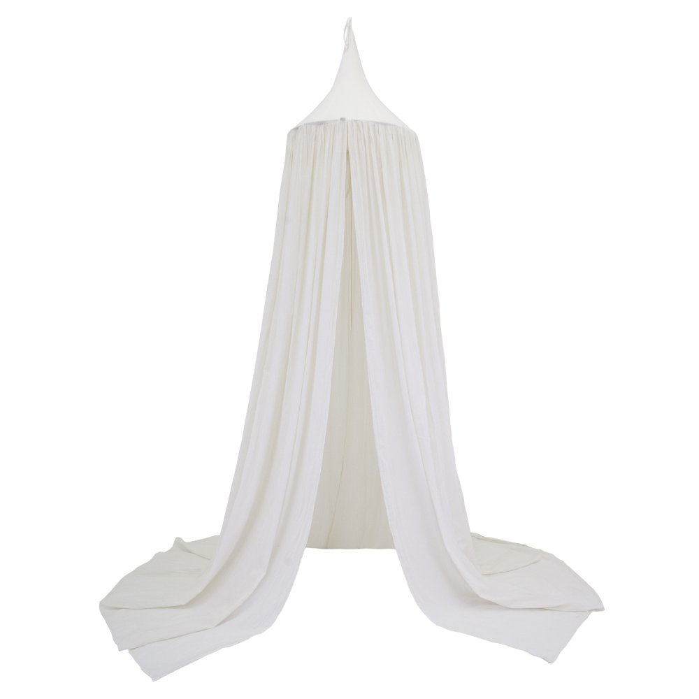 Numero 74 Bed Canopy White