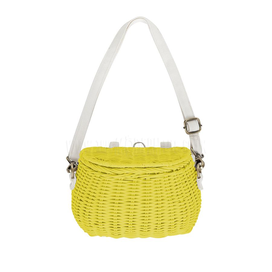 Olli Ella MiniChari Bag - Yellow