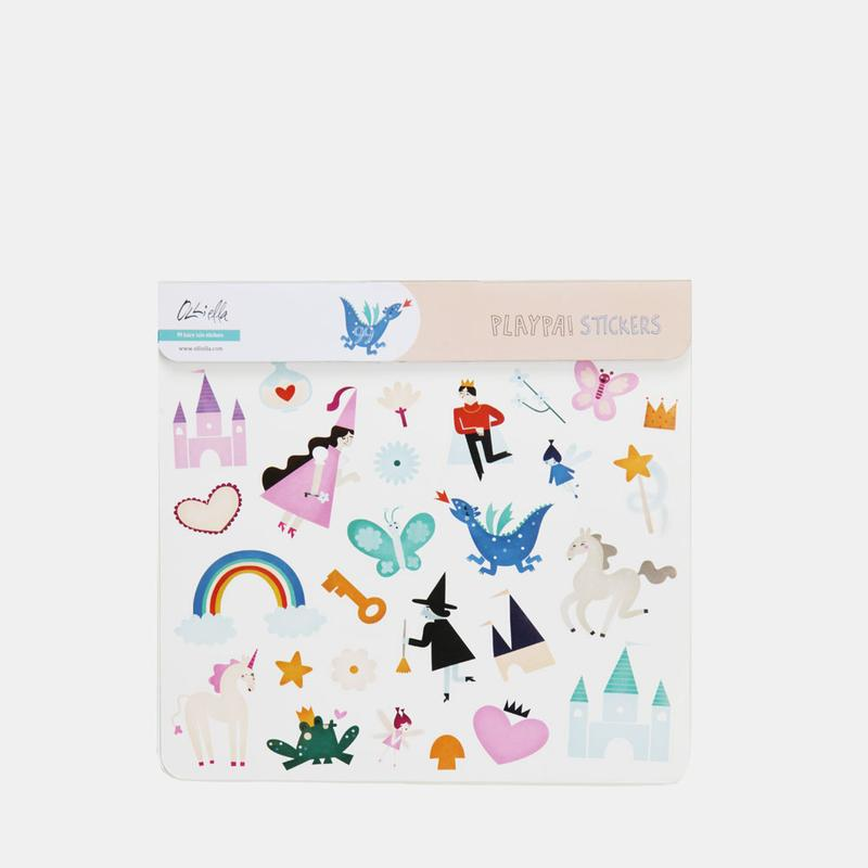 Olli Ella Playpa Fairy Tale Stickers