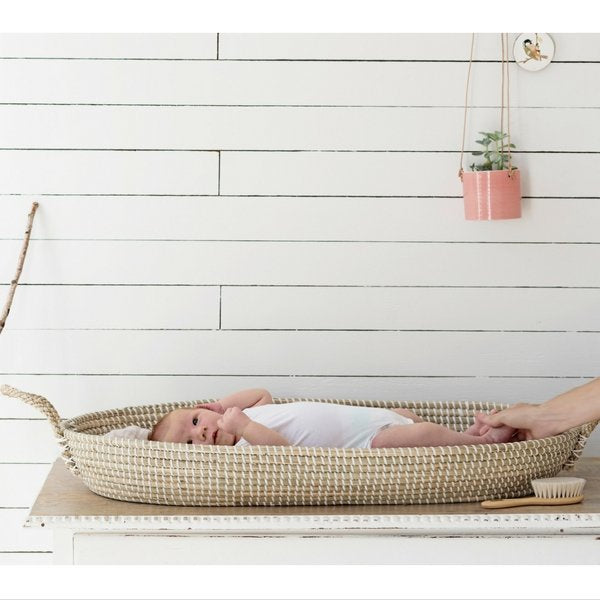 Olli Ella Reva Baby Changing Tray plus mat