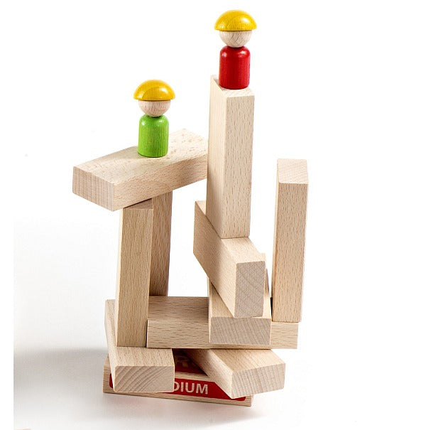 Milaniwood Crazy Palace Wooden Game
