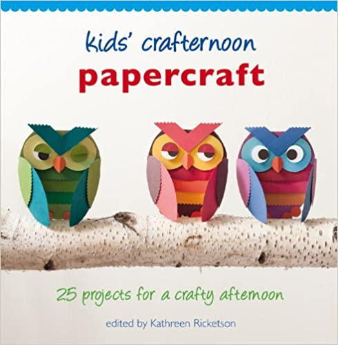 Kids Crafternoon - Papercarft