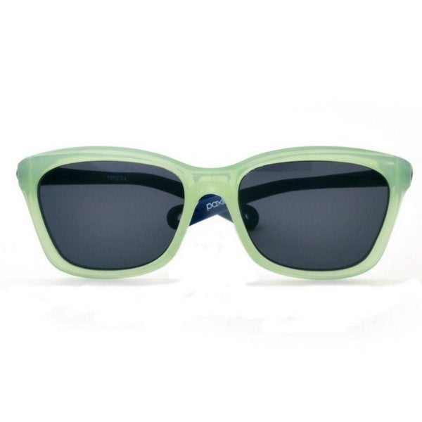 Paxley Baby & Infant Sunglasses Pico Green & Blue