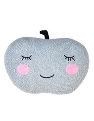 Blabla Apple Grey Pillow